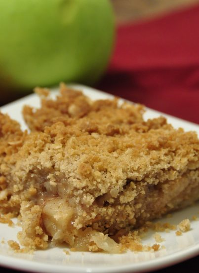 Joy the Baker Best Apple Crisp Recipe. Believe me when I say this is the best apple crisp you will ever taste. I can't wait for fall just so I can have an excuse to make this again. It's amazing!