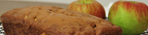 Apple Cider Bread for fall