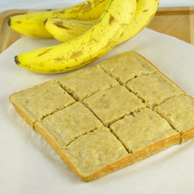 Banana Bread Snack Cake