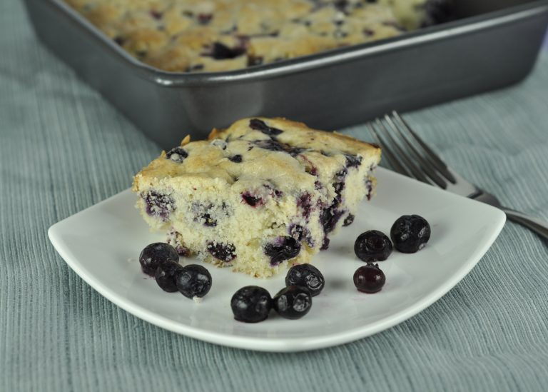 Buttermilk Blueberry Breakfast Cake (3)