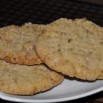 Toffee Almond Sandies
