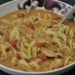 Turkey/Chicken Fiesta Soup