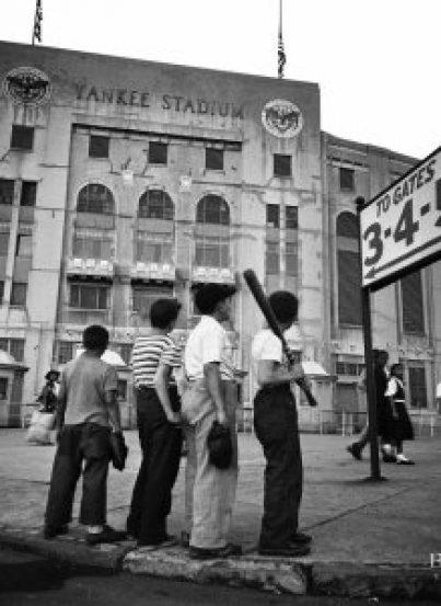 Boys of Summer, Yankee Stadium