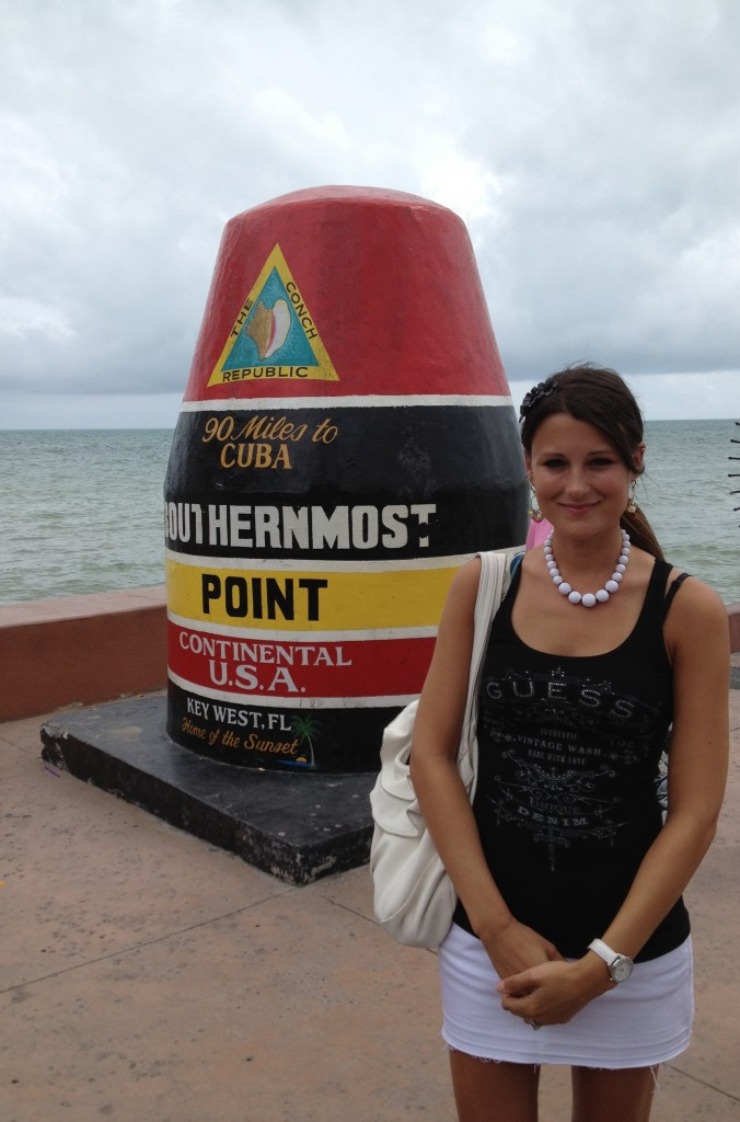 Southernmost Point of the United States: Key West, Florida