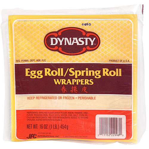 Dynasty Egg Roll Wrappers