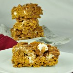 Golden Grahams S'mores Bars