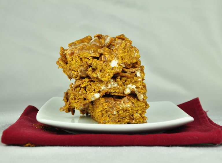 Golden Grahams S'mores Bars -