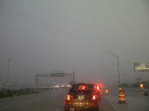 Miami Rain Storm