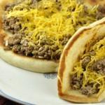 Cheeseburger Flatbread Melts