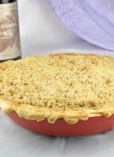 Concord Grape Pie Recipe from Naples Grape Festival