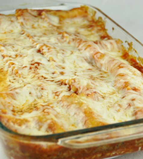 Grandma's Italian Lasagna. Best lasagna ever. She taught me how to make it before she passed away.