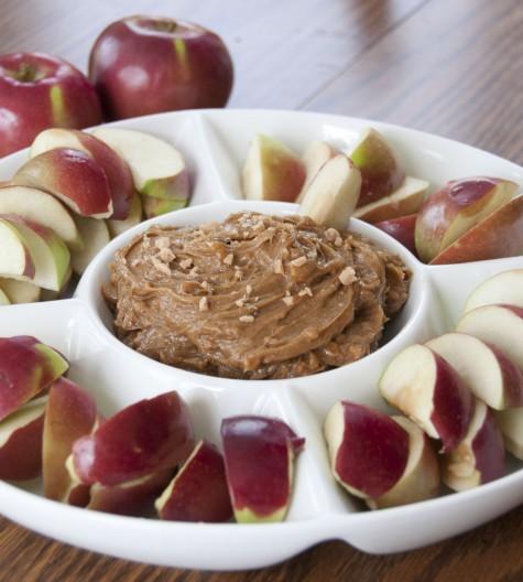 Toffee Apple Dip Recipe