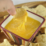 Beer Cheese Fondue Dip