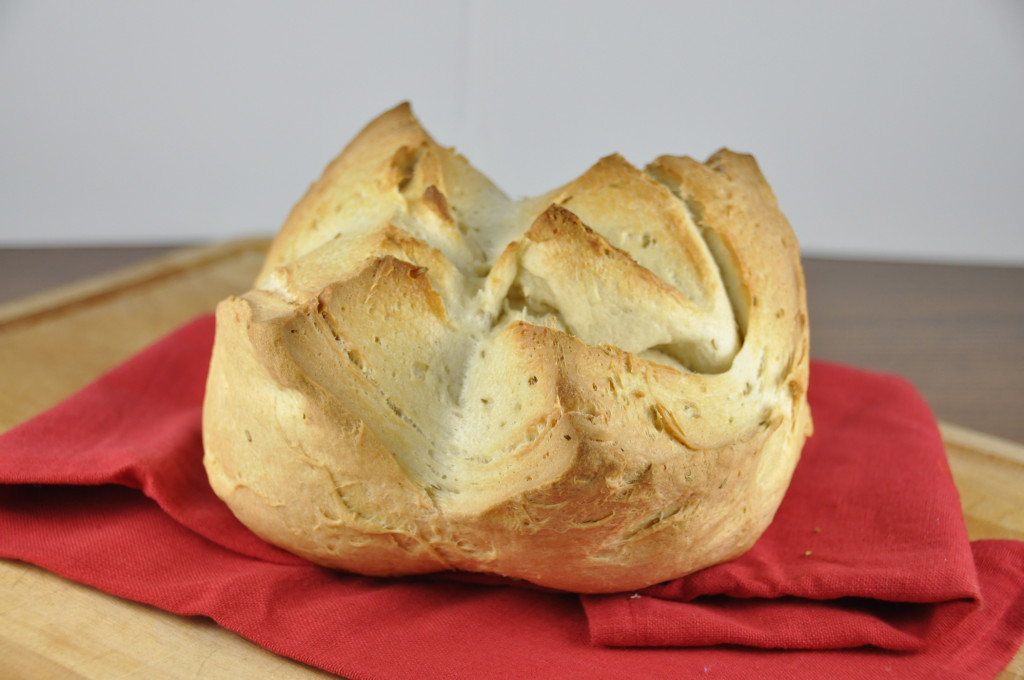 Bloomin' Herb Bread