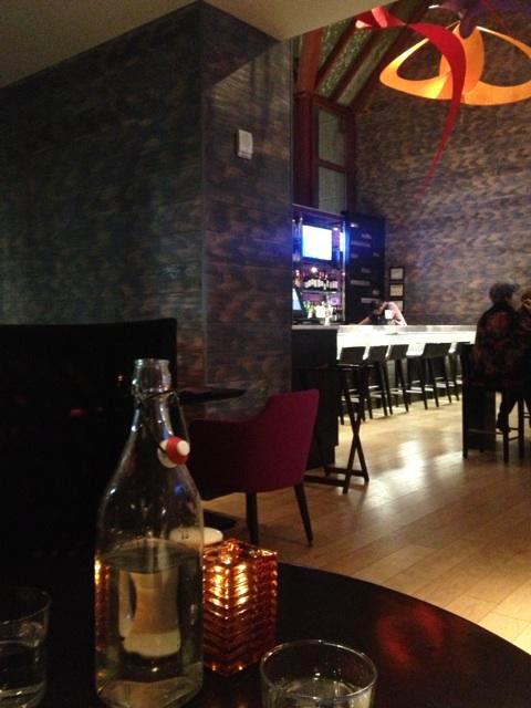 Scene on Main Restaurant. Hyatt Regency Rochester, Downtown Rochester New York