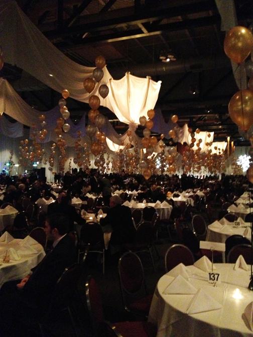 Monroe County Executive Ball 2013