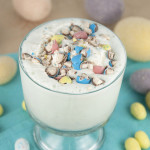 Robin Eggs Malted Milkshake