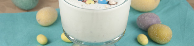 Robin Eggs Malted Milkshake Recipe for Easter or Spring