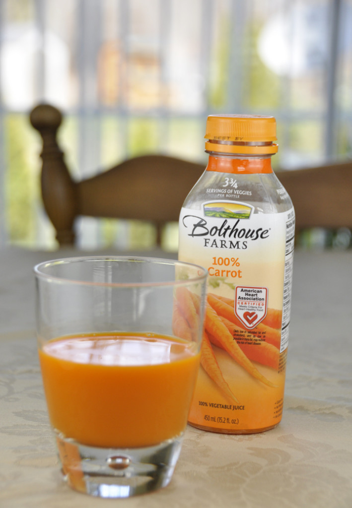 Carrot Juice Bolthouse Farms Review