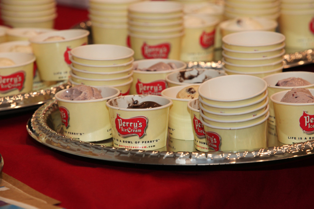 Perry's Ice Cream Tour in Akron, New York