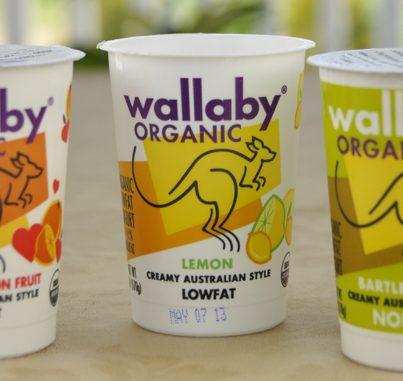 Wallaby Organic Yogurt Review and Giveaway
