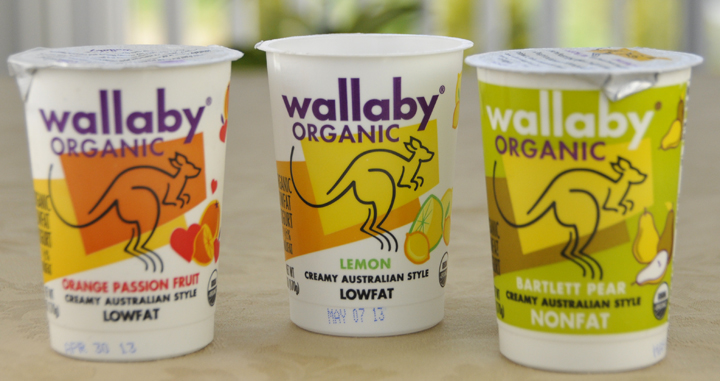 Wallaby Organic Yogurt Review and Giveaway