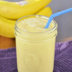 Banana-Mango Smoothie
