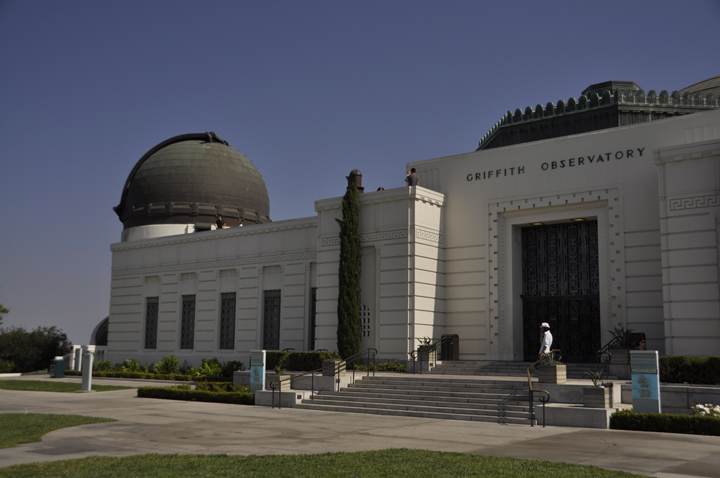 Griffith Observatory is a facility in Los Angeles, California