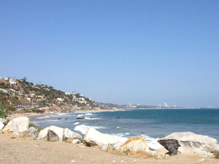 Malibu Beach - Vacation in California