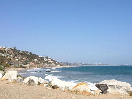 Malibu Beach - Vacation in California