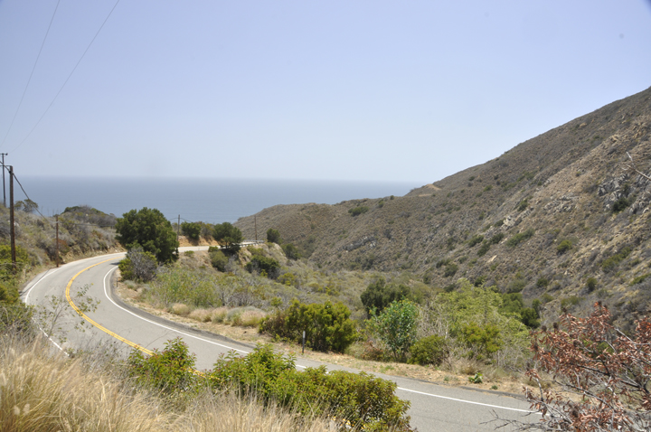 Malibu Mountains - Vacation in California
