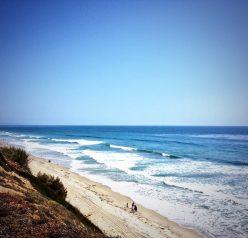 Pacific Ocean, Carlsbad Beach
