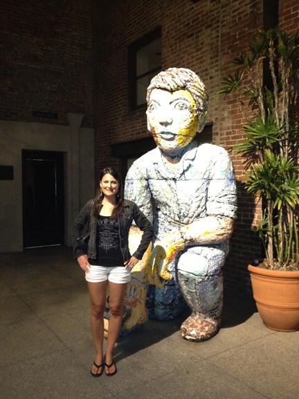 Visiting Pasadena, California for vacation