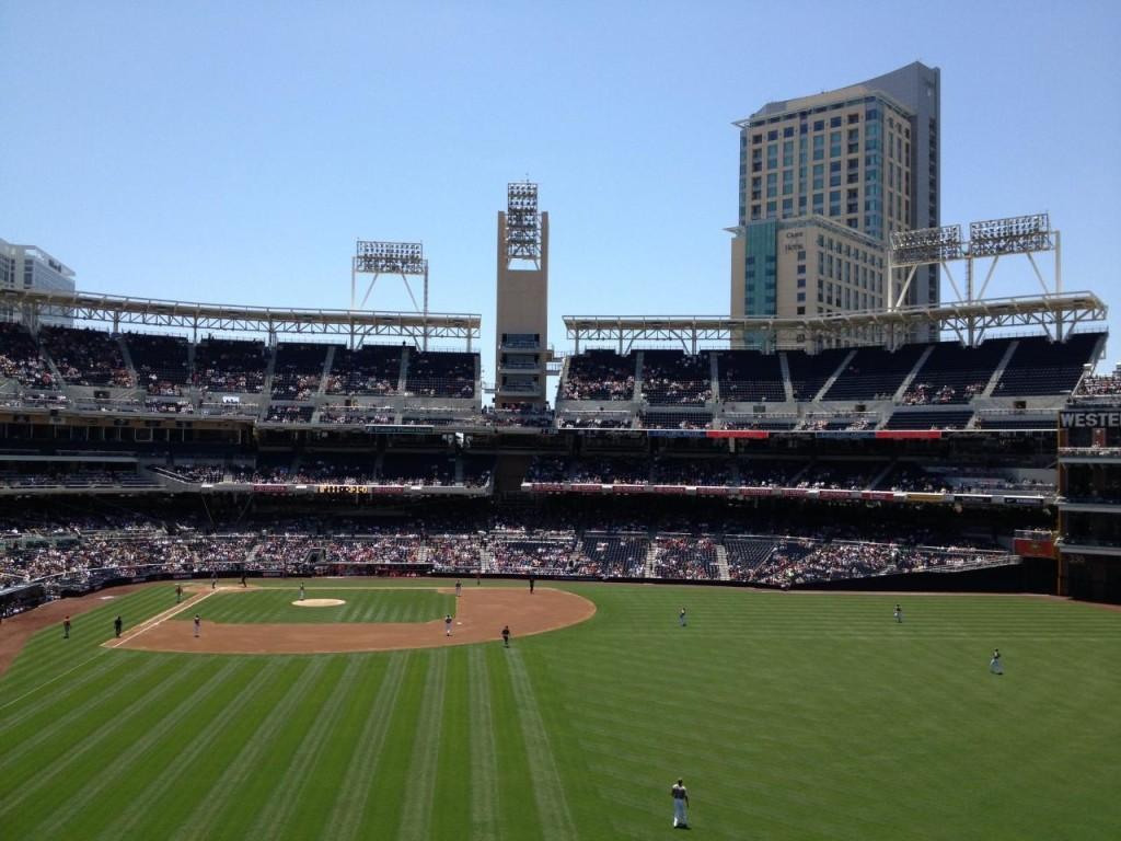 Petco Park, Padres' Game, San Diego
