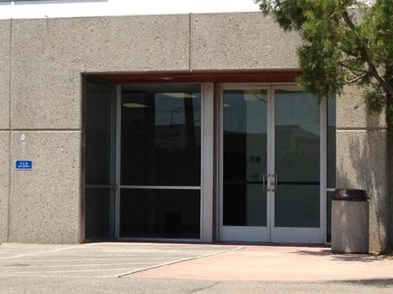 """The Office"" Studio, Saticoy Street, Van Nuys California"