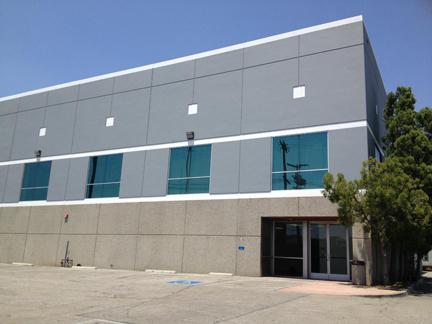 """The Office"" Studio, Van Nuys California"