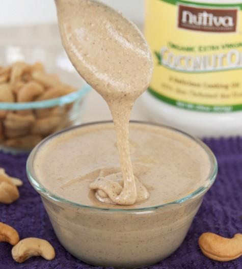 Cinnamon Coconut Cashew Butter Recipe