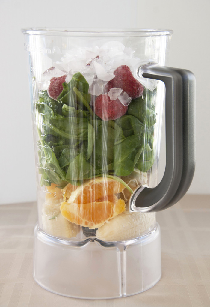 green smoothie kitchenaid blender review