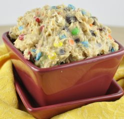 Monster Cookie Dough Dip Recipe