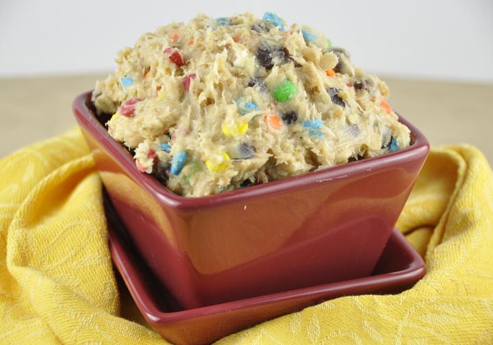 Monster Cookie Dough Dip Recipe