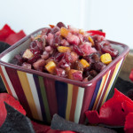 Mango, Pineapple & Cranberry Salsa
