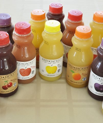 Red Jacket Orchards Juice