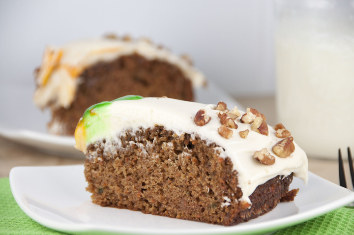 Super Moist Carrot Cake Recipe for Easter or any special occasion.