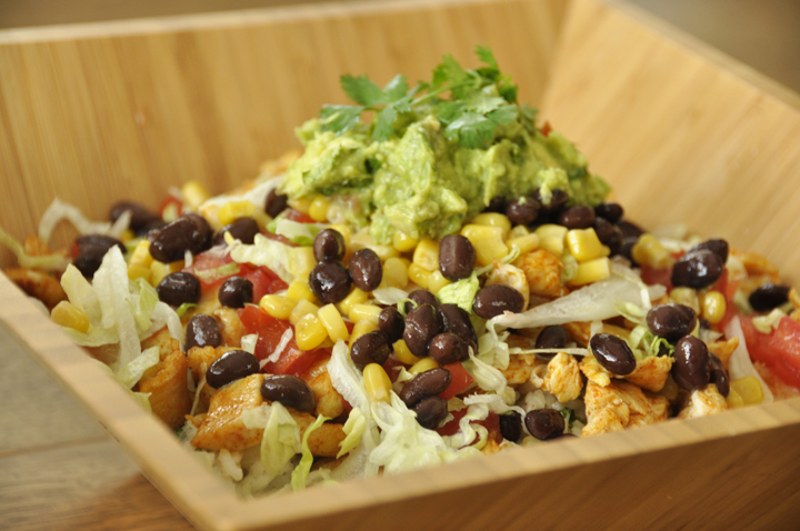 Copy Cat Chipotle Chicken Burrito Bowls Recipe