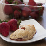 Strawberry Hand Pies + a GIVEAWAY! (winner announced)