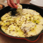 Baked Cheese Fondue