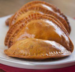 Authentic Spanish Style Baked Beef and Potato Empanadas Recipe
