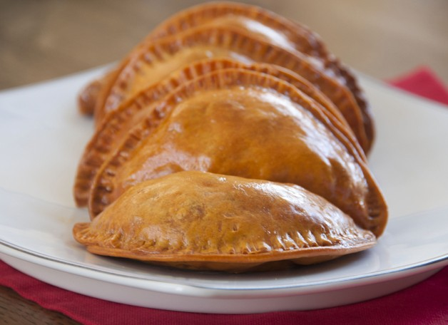 Authentic Spanish Style Baked Beef and Potato Empanadas Recipe