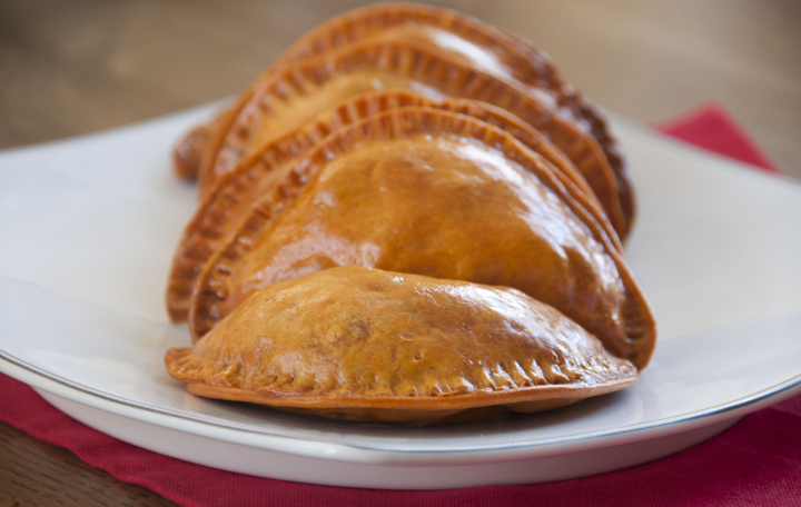 Beef and potato empanadas wishes and dishes authentic spanish style baked beef and potato empanadas recipe forumfinder