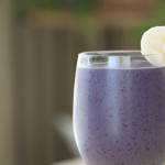 Blueberry Banana Almond Smoothie